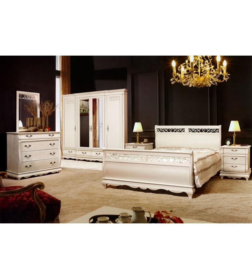 Комплект спальни 2 Bianco Модеро