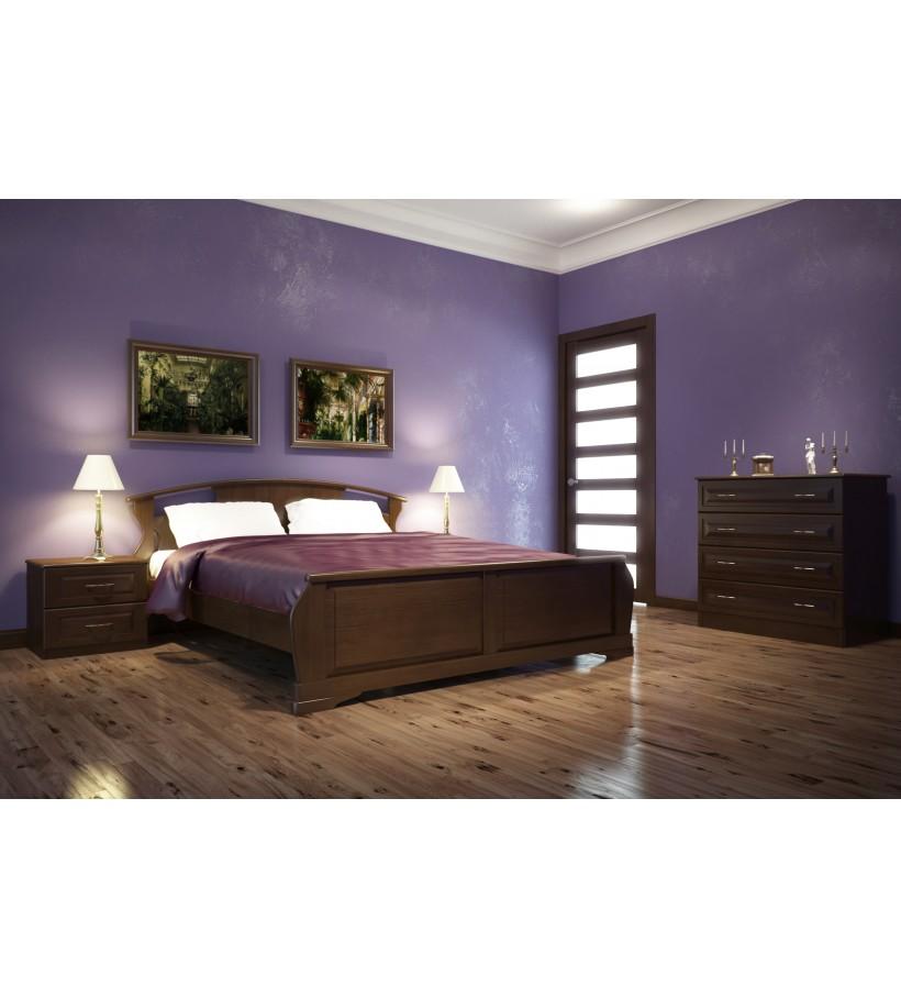 Кровать Афродита Бук