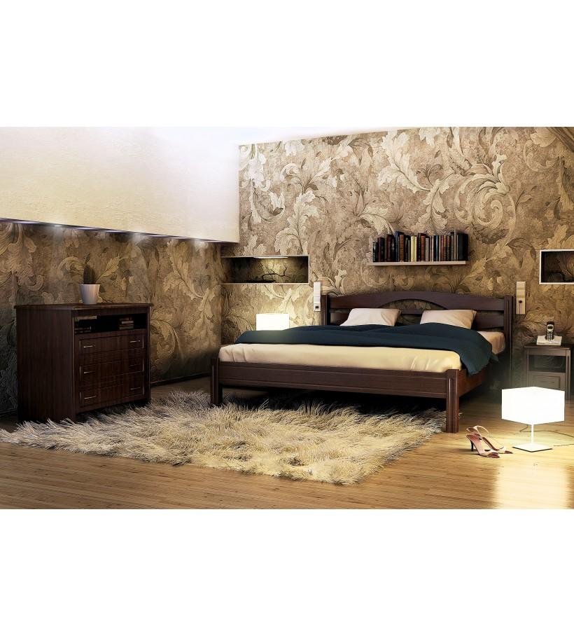 Кровать Валенсия Бук
