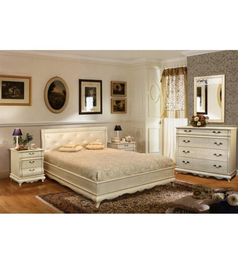 Комплект спальни 5 Bianco Модеро