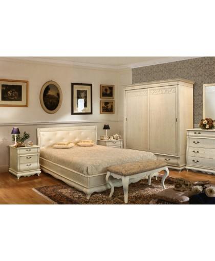 Комплект спальни 6 Bianco Модеро
