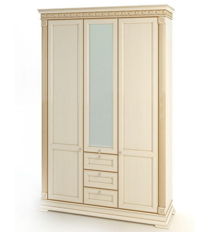Шкаф 3 двери Вивальди